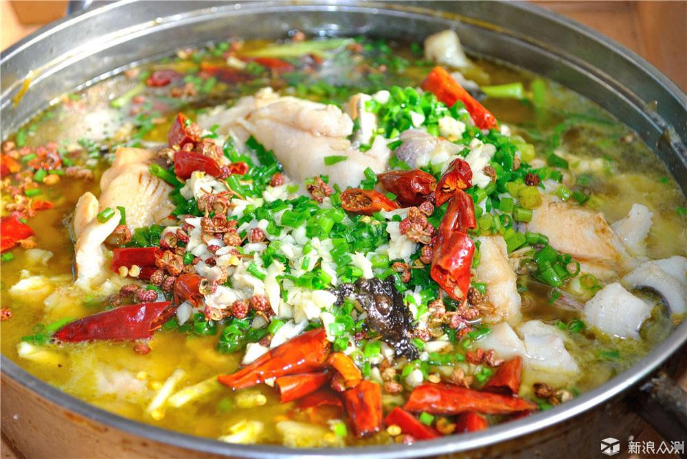 轻松几步,在家也能做出媲美饭馆的酸菜鱼_新浪众测