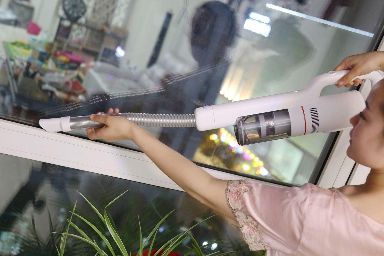 轻松家务 感受智能生活——睿米F8无线吸尘器