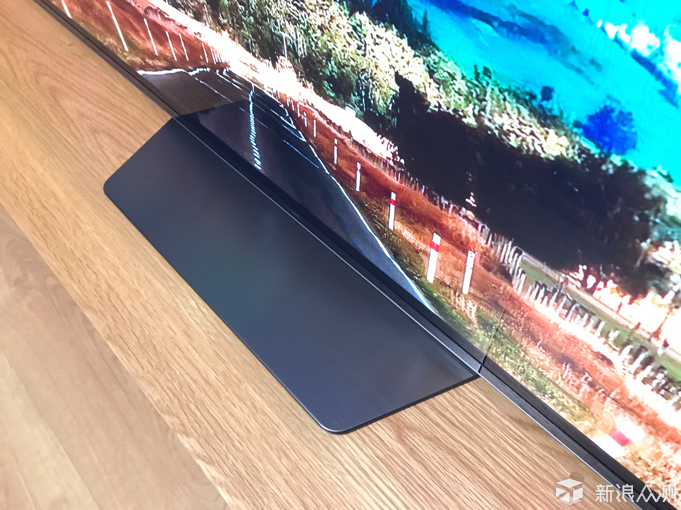 #初来乍到#索尼 A8F 65寸旗舰OLED电视 开箱_新浪众测