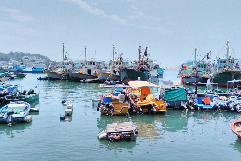 带着坚果3去旅行:目标香港长洲岛