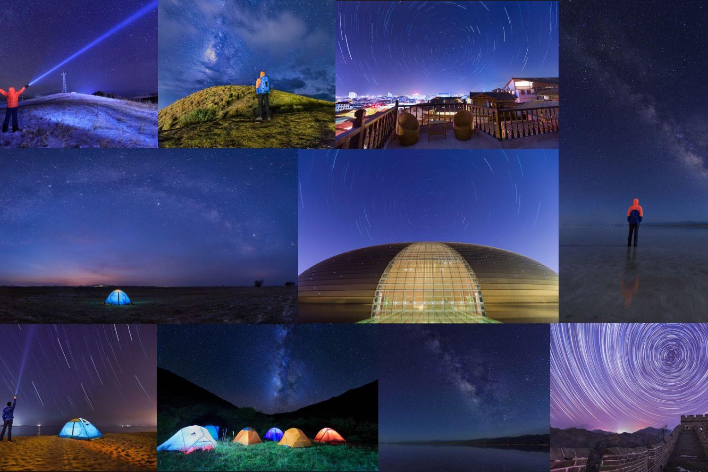 从认识星体到掌握曝光 最全星空摄影入门教程