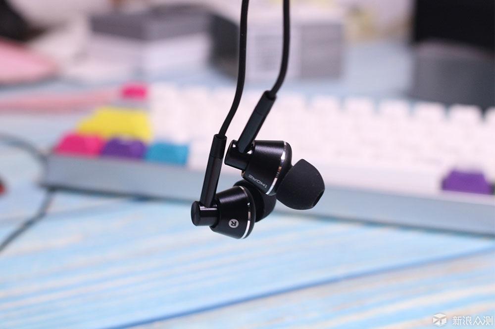 提升听感体验,1MORE双单元圈铁耳机开箱_新浪众测