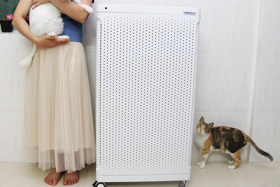 空净新风尚——安美瑞X8空气净化器