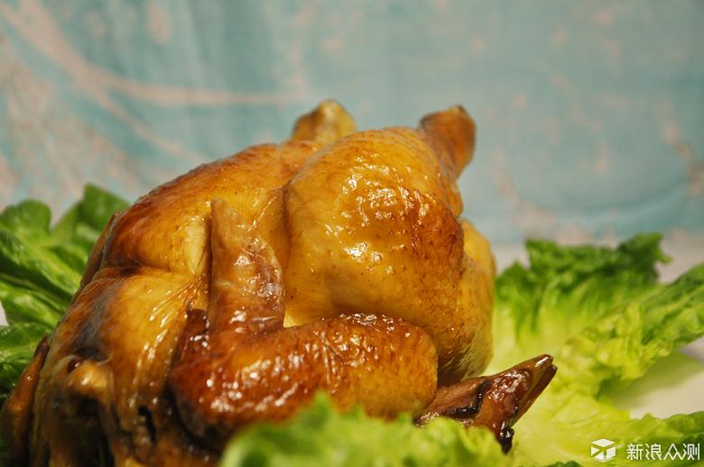 长帝CRTF32WBL炫彩烤箱测评--烤鸡_新浪众测