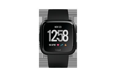 Fitbit Versa智能手表免费试用,评测