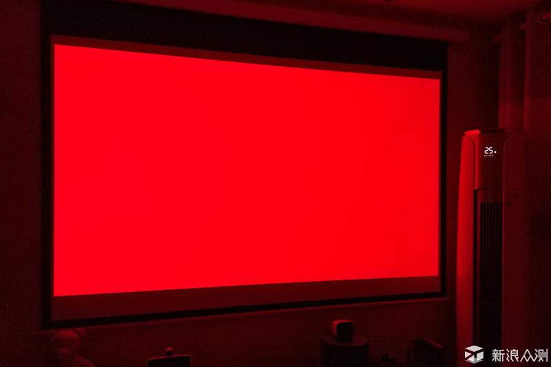 助力打造家庭影院,极米无屏电视H2深度体验_新浪众测