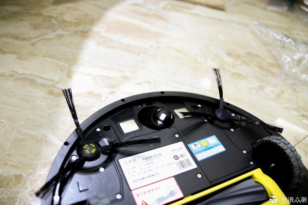 扫地机也要玩智能吗?体验智意X785扫地机器人_新浪众测