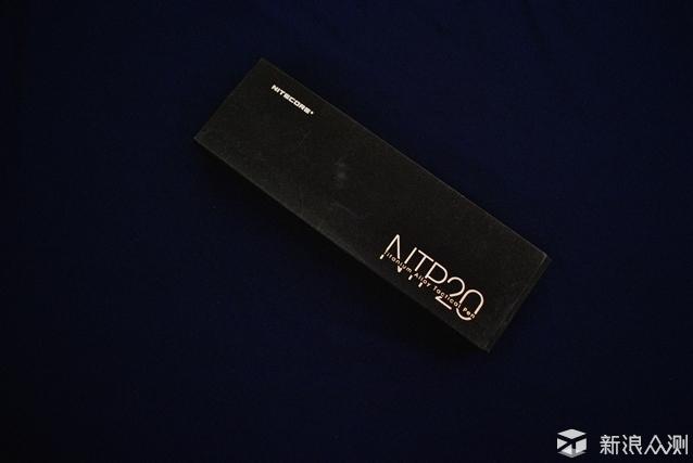 确认过眼神是笔NITECORE NTP20钛合金战术笔_新浪众测