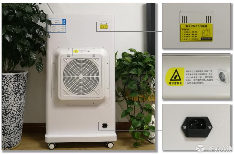 静享都市清新:安美瑞空气净化X8测评_新浪众测