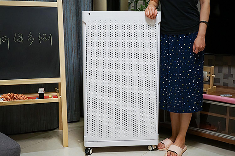 身高1米的性能怪兽——安美瑞空气净化器X8
