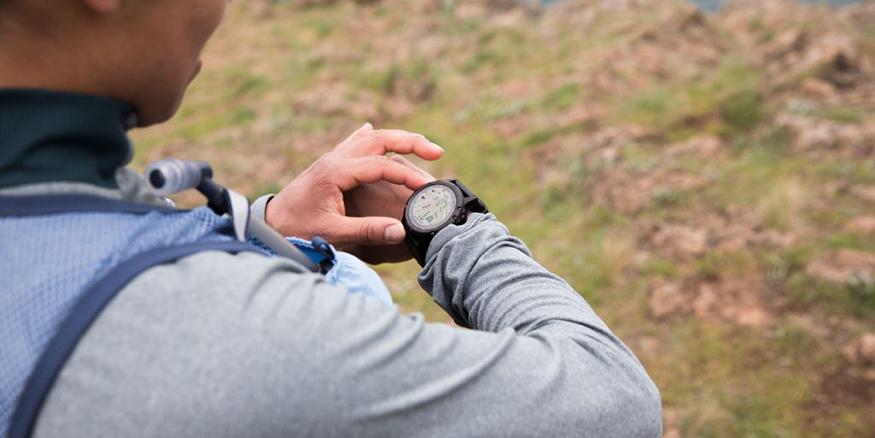佳明fēnix 5S Plus运动腕表
