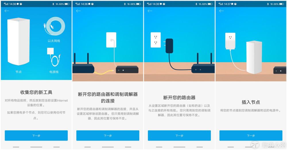 无线组网新选择  LINKSYS VELOP上手体验_新浪众测