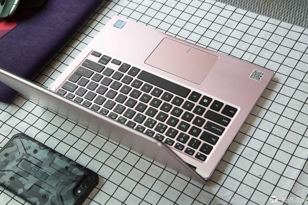 一款少女心的笔记本Dell戴尔灵越7000测评体验_新浪众测