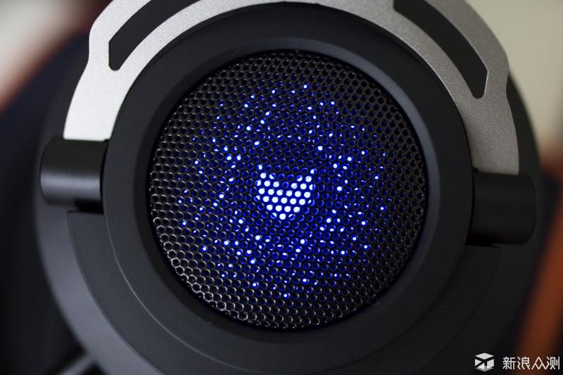 穷玩吃鸡,雷柏VH300游戏耳机上手体验_新浪众测