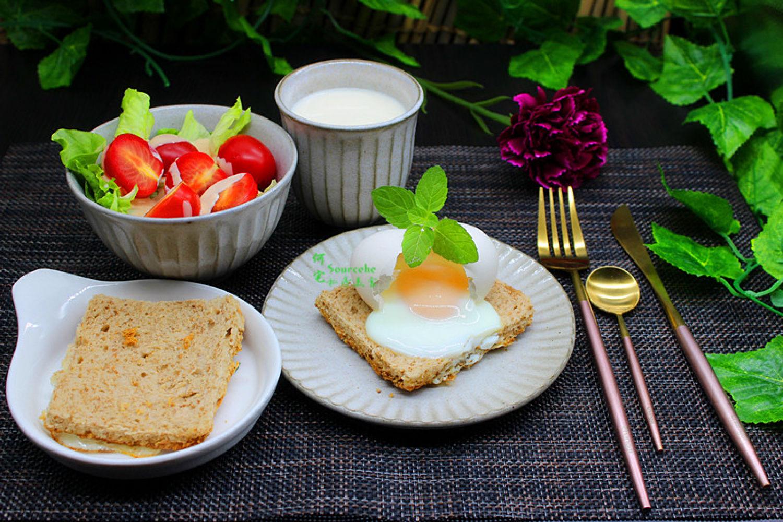 这早餐6种食材搭配,只需3分钟,好吃又营养