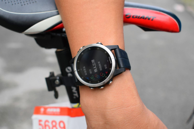 多种测试,读懂佳明fēnix 5S Plus运动腕表
