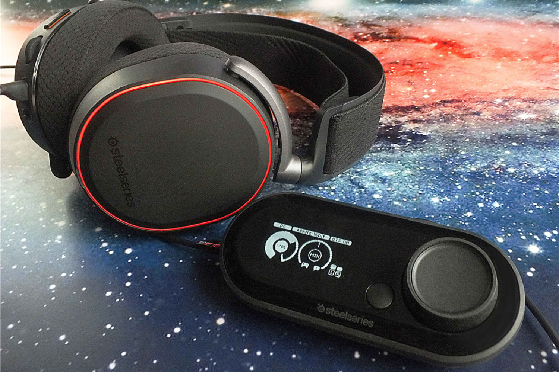 赛睿Arctis Pro+GameDAC游戏耳机:不只为游戏