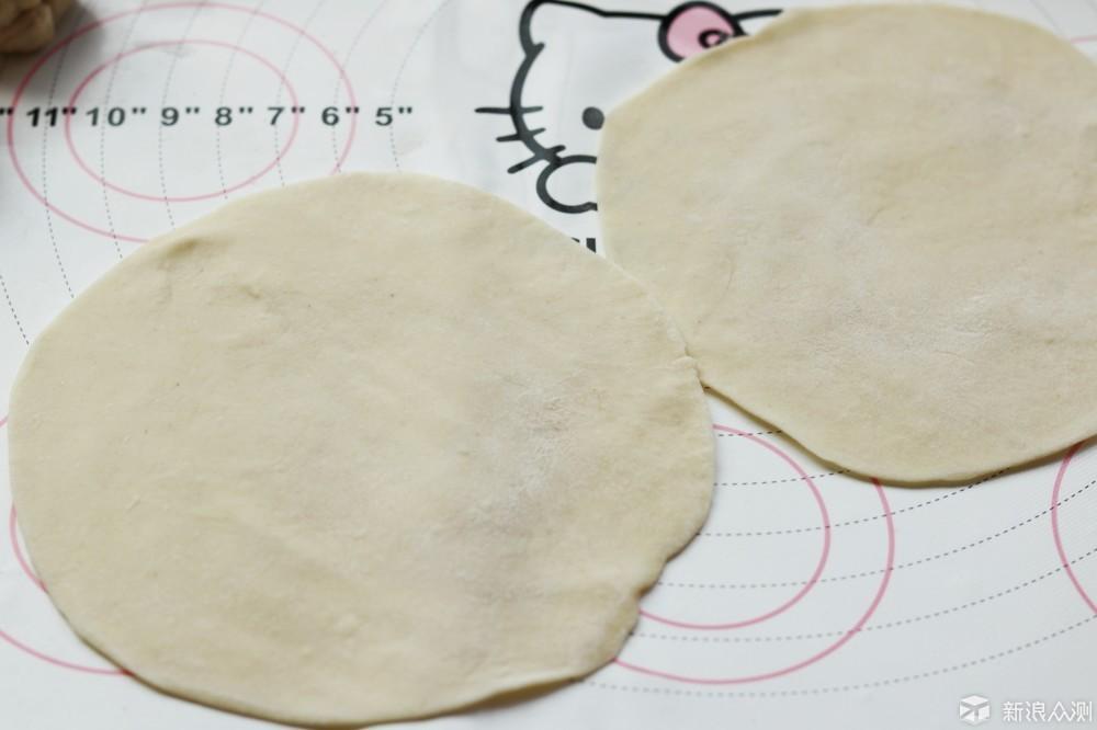 这3种食材做馅饼,鲜上加鲜,太好吃了_新浪众测
