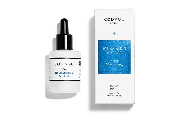 Codage 1号致润保湿精华液 免费试用,评测