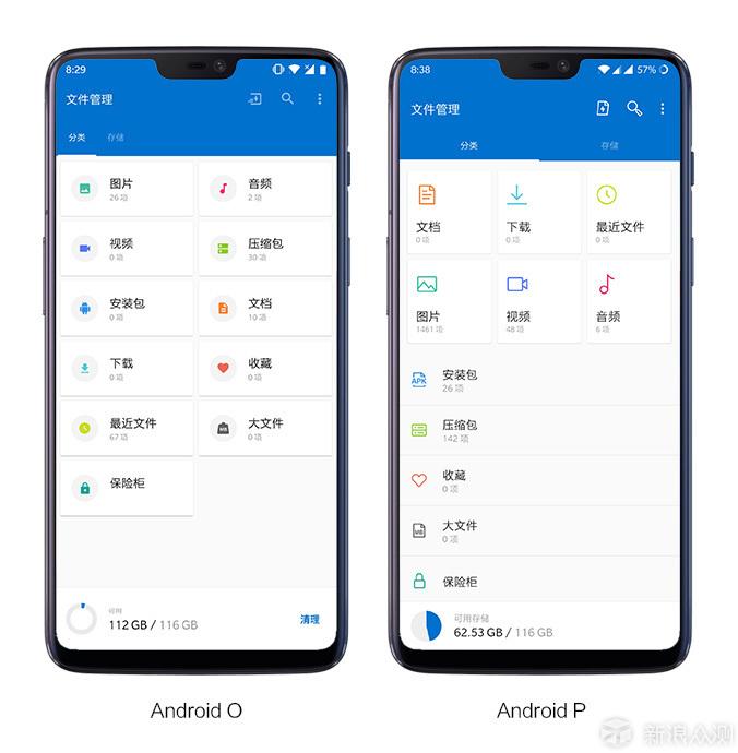 轻和灵动丨Android P 深度体验报告_新浪众测