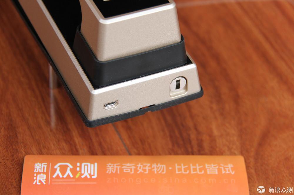 智能锁的清新韩流——纽威尔Touch1智能门锁_新浪众测