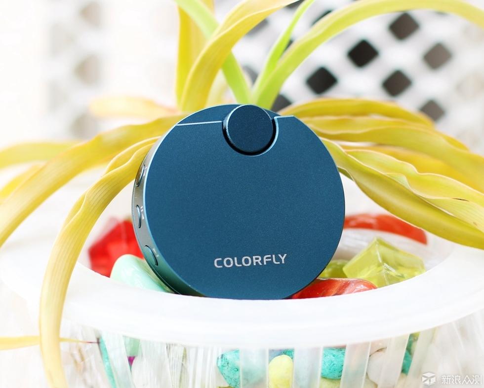 无线不止听个响,Colorfly BT-C1蓝牙耳放体验_新浪众测