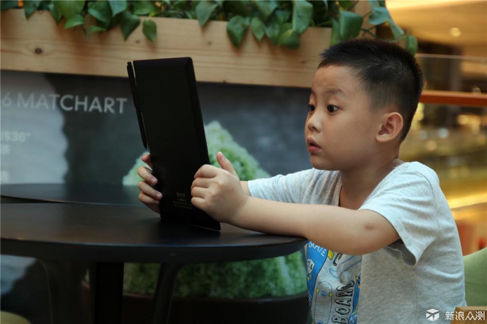 """儿子的""""绘画本""""、我的阅读器,它仅此而已!_新浪众测"""