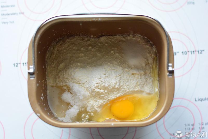 颜值与口感并存, 吃了一口还想第二口的小面包_新浪众测