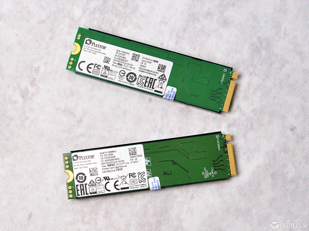 SSD更新换代有无进步?浦科特 M9PeG VS M8SeG_新浪众测
