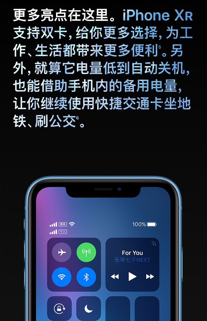 iPhone XR免费试用,评测