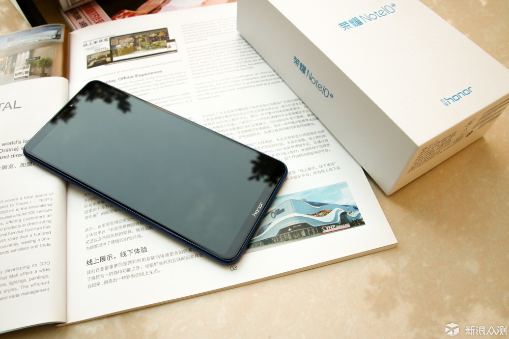 大屏手机是否值得推荐?荣耀Note10测评体验_新浪众测