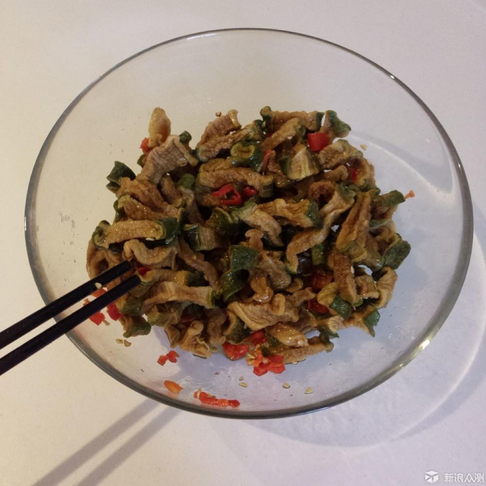 比肉都好吃的萝卜干咸菜_新浪众测
