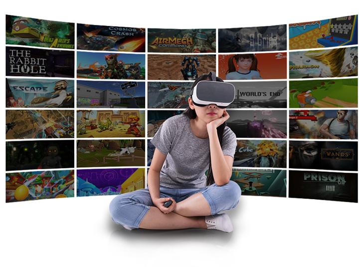 Pico G2 VR一体机免费试用,评测