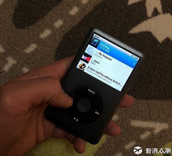 我用过最保值的电子产品是ipod video_新浪众测