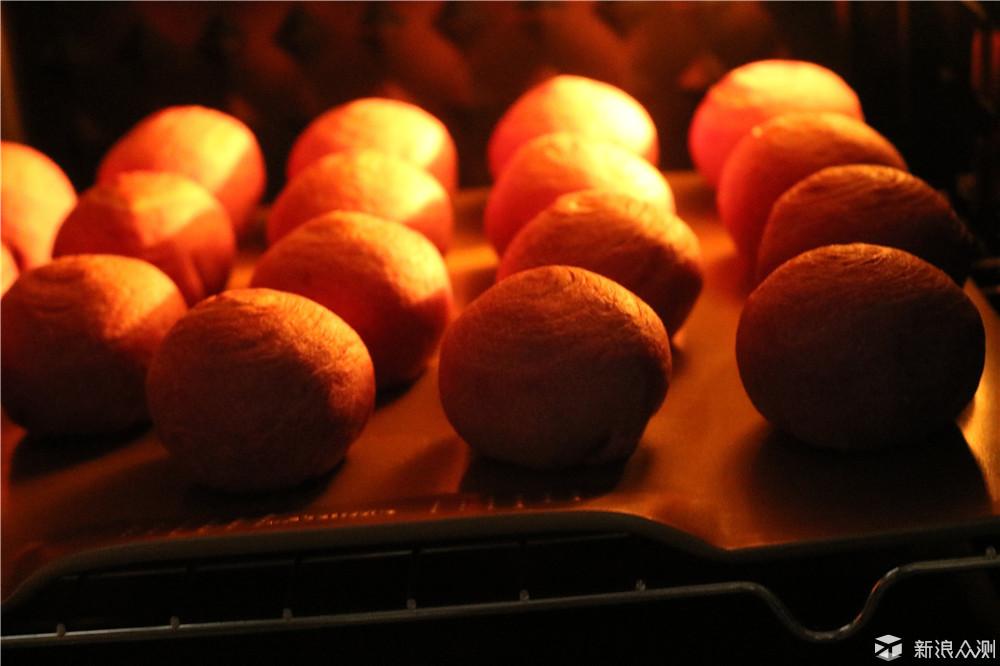 中秋佳节到,不吃月饼就做蛋黄酥吃,美味_新浪众测