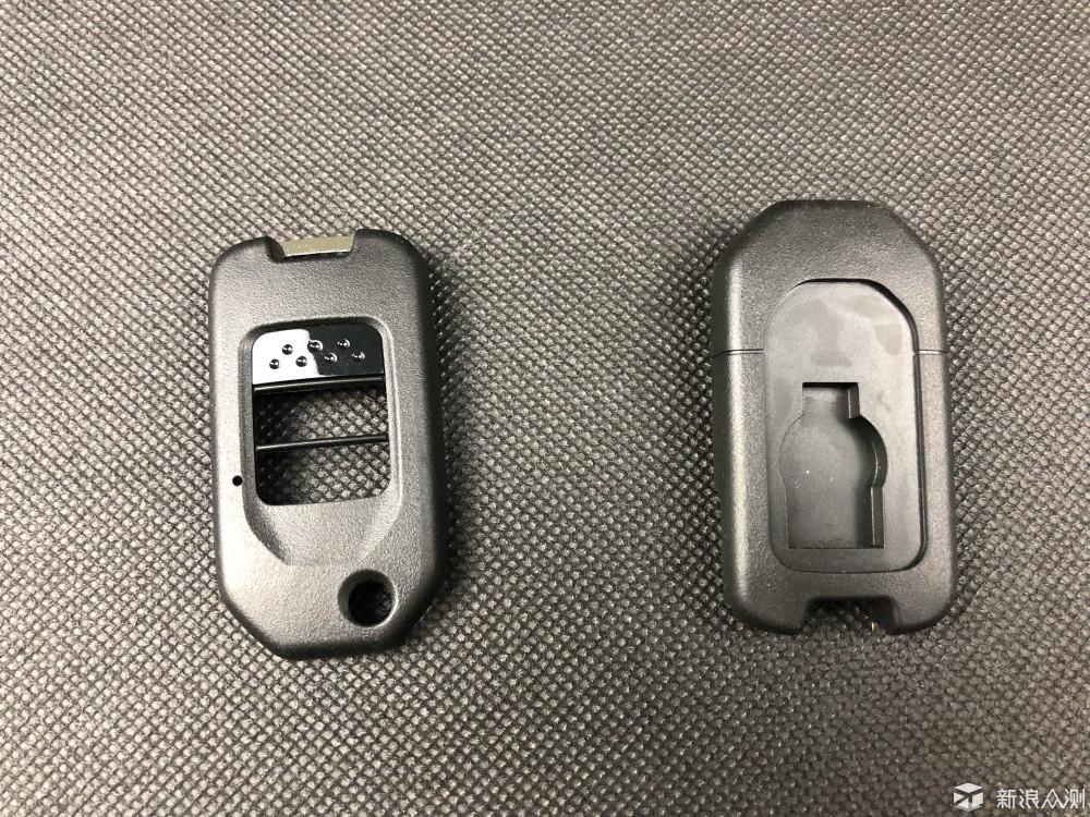 本田车装折叠钥匙体验报告_新浪众测