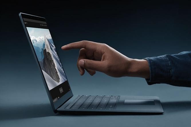 微软Surface新品曝光:升级8代酷睿,新增黑色