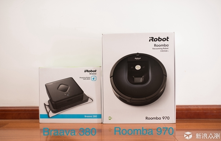 iRobot到底强在哪?米家/iRobot 970对比评测_新浪众测