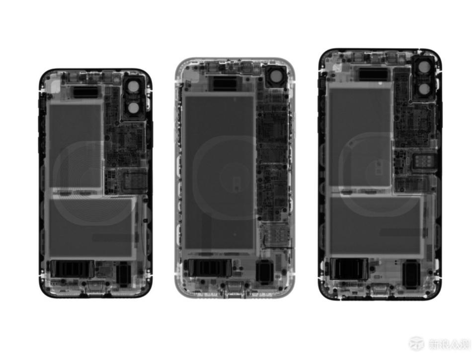 iphone xr拆解:内部其实长这样