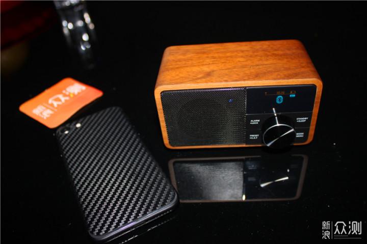 不同年代的碰撞,山进海顿数字收音机音箱体验_新浪众测