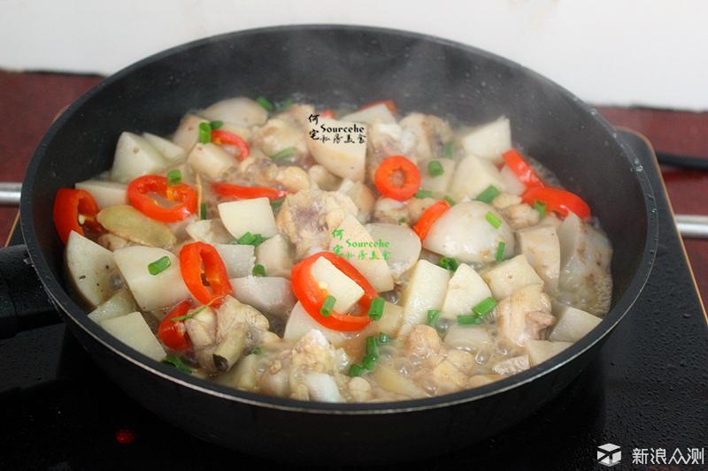 跟着《中餐厅2》王俊凯这样做的芋儿鸡,很好吃_新浪众测