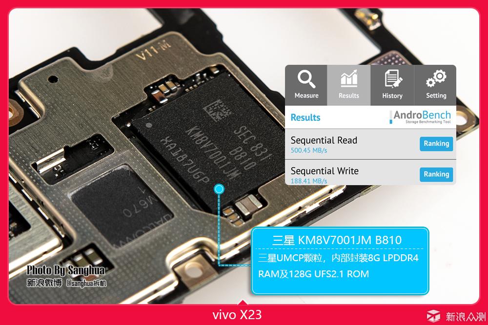 低配高价还是物有所值?vivo X23全方位拆机。_新浪众测