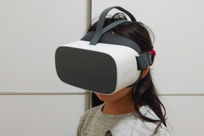 Pico G2 VR一体机,VR世界的领路人