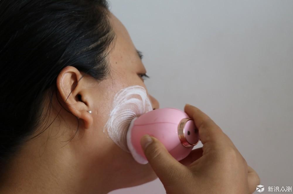 SORBO智能3D揉拍洁面仪,让你好好洗脸_新浪众测