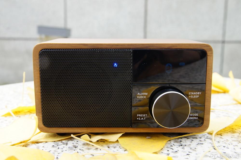 不止有颜:山进海顿数字收音机音箱体验报告_新浪众测