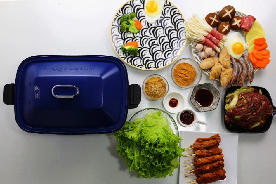 亲测摩飞电烤锅:颜值高功能丰富但有点小贵