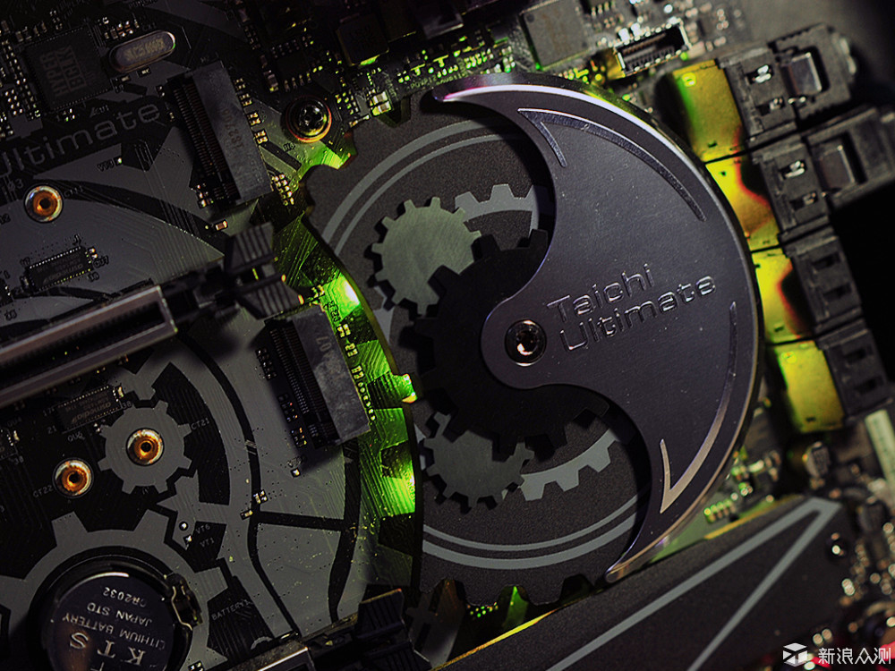 Z390太极上的测试:i7-9700K刀剑乱舞i7-8700K_新浪众测