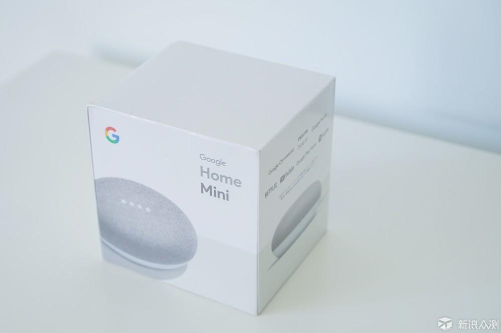 Google Home mini_新浪众测