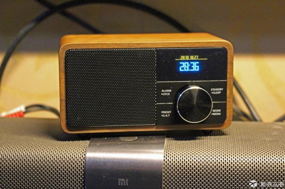 科技时代的收音机——海顿数字收音机音箱体验_新浪众测