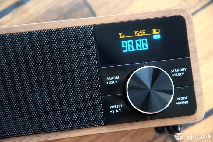 用音乐与世界连接,山进海顿数字收音机音箱_新浪众测